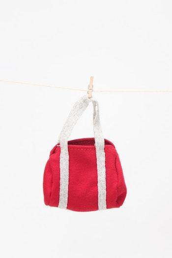 Cranberry Swag Bag