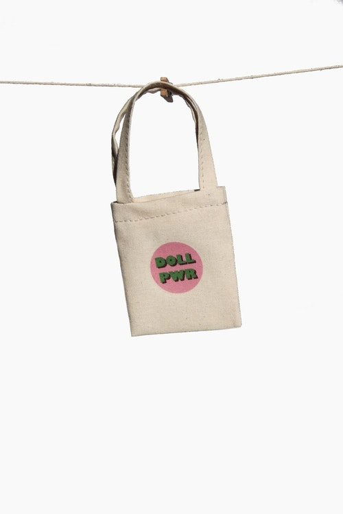 Tote Oat Pink