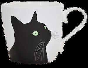 Mugg Svarta Katten