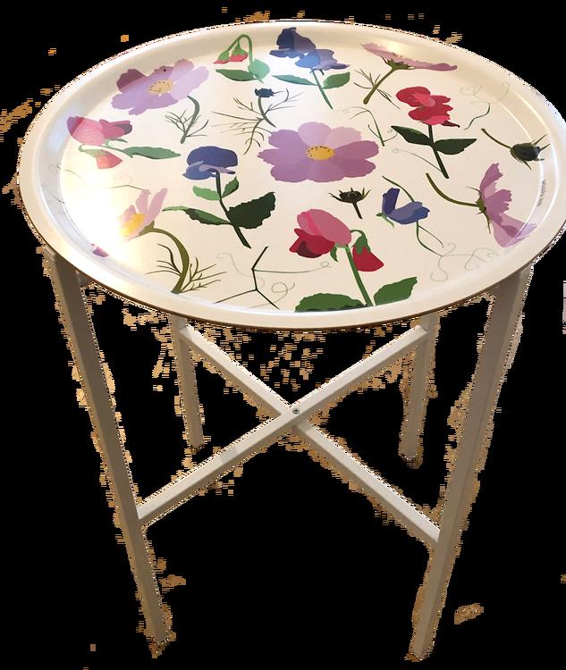 "Brickbord ""Det Blommar"" 38 cm"