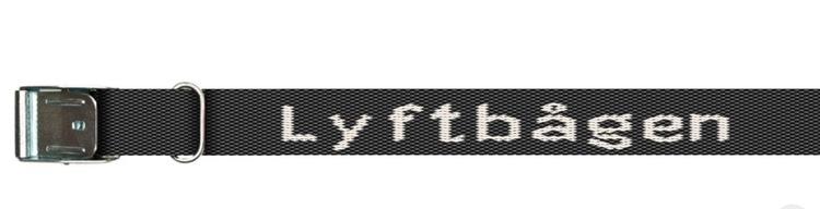 Spännband 100 cm