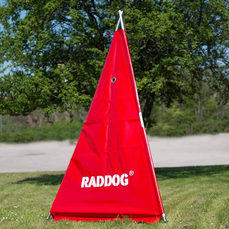"""Skul """"Raddog"""" 3-väggar"""