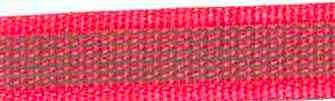 Antiglid koppel med handtag, Cerise
