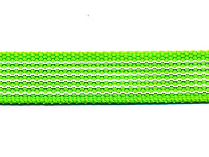 Antiglid koppel med handtag, limegrön/vit