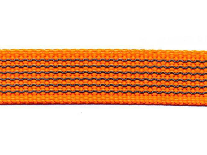Antiglid koppel med handtag, Orange