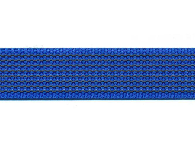 Antiglid koppel 15 mm med handtag, blå