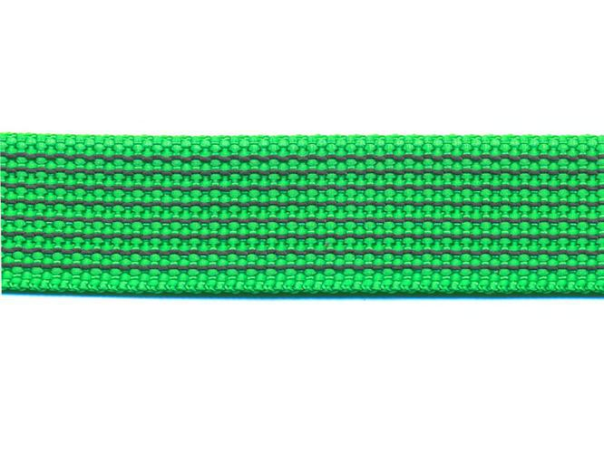 Antiglid koppel 15 mm med handtag, grön