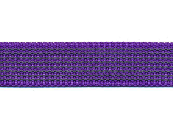 Antiglid koppel 15 mm med handtag, lila