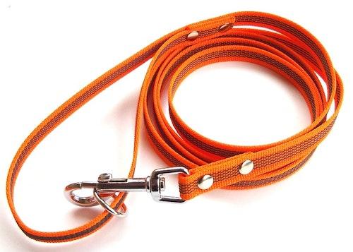 Antiglid koppel 15 mm med handtag, orange