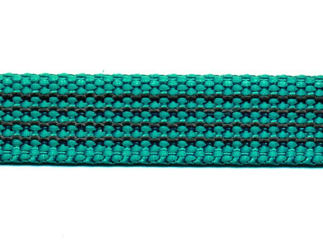 Antiglid koppel 15 mm med handtag, aqua-grön