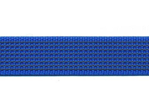 Antiglid koppel/lina 15 mm utan handtag, blå