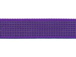 Antiglid koppel/lina 15 mm utan handtag, lila