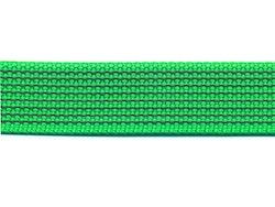 Antiglid koppel/lina 20 mm utan handtag, grön