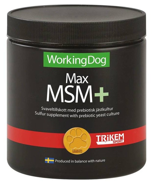 Trikem Max MSM+ Hund