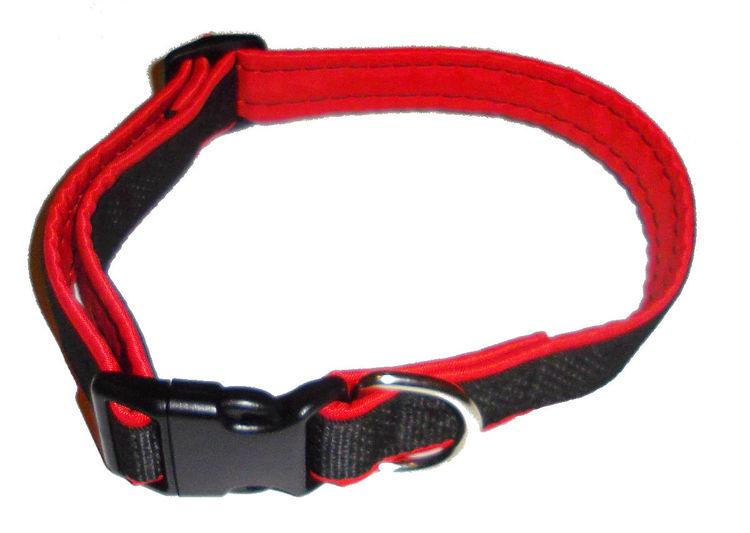 """Fodrat halsband """"K9-Sport Basic"""""""