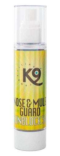 """Solskyddskräm NOSE & MULE GUARD """"K9"""""""