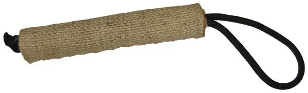 Kamprulle i jute 25 x 4 cm