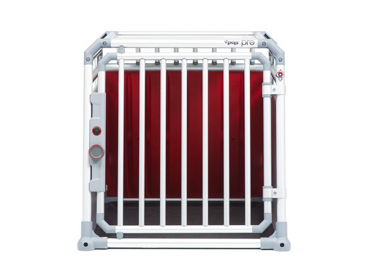 4pets PRO 3 Medium Hundbur Aluminium