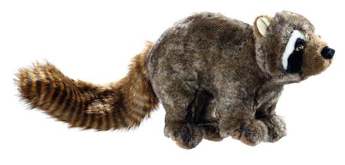 HUNTER Hundleksak utan pip Wildlife Tvättbjörn