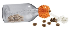 HUNTER Aktivitetsleksak Snack Aktiverings Flaska