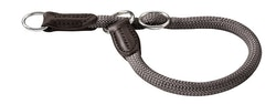 HUNTER Freestyle Halsband Nylon Grå