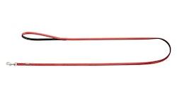 HUNTER Koppel Capri Mini Nappaläder Röd 140cm