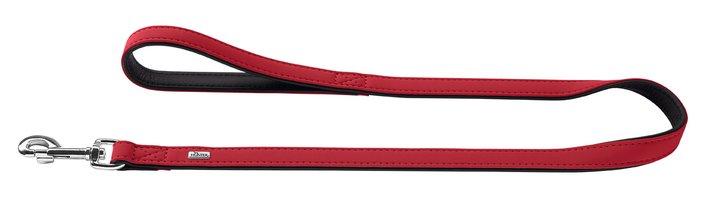 HUNTER Koppel Softie Konstläder Röd/Svart 180cm och 110cm