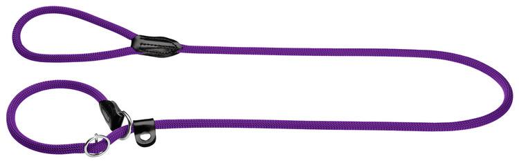 HUNTER Retrieverkoppel Freestyle Nylon Lila 170cm