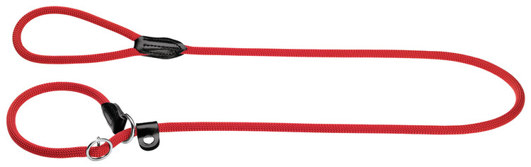 HUNTER Retrieverkoppel Freestyle Nylon Röd 170cm