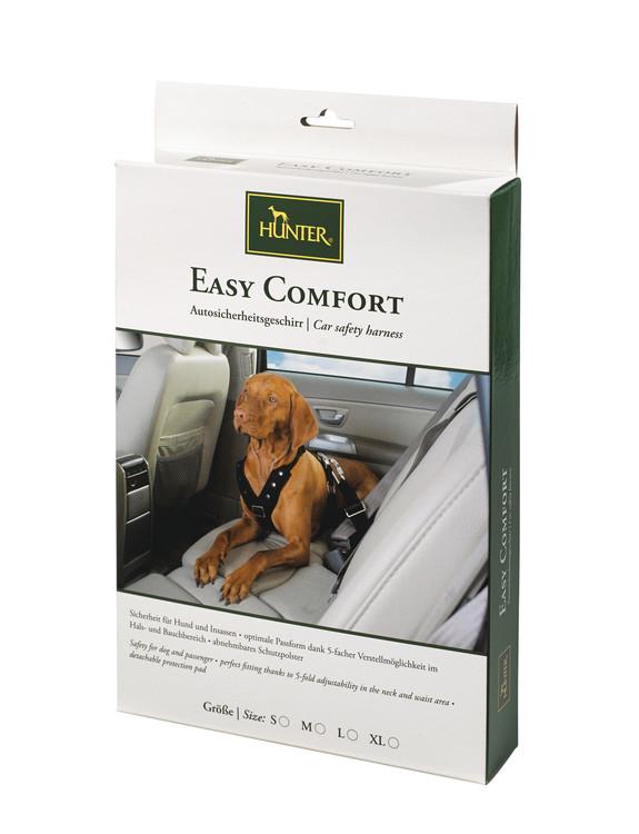 HUNTER Säkerhetsbälte Easy Comfort Svart