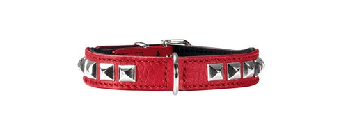 HUNTER Rocky Petit Hundhalsband Röd
