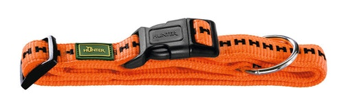 HUNTER Hundhalsband Power Grip Orange