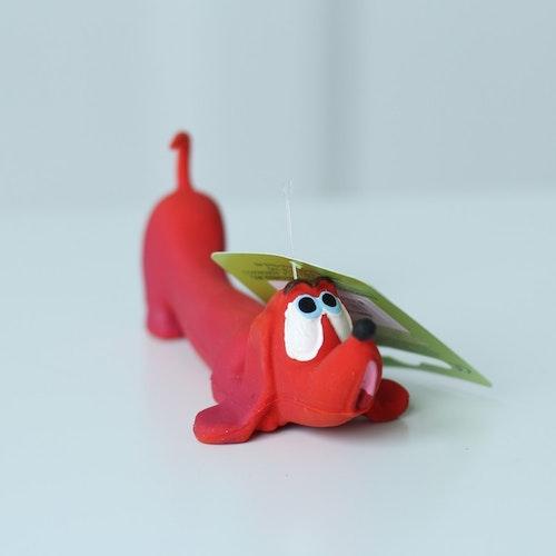 Latexleksak Tax Lanco - Giftfria Pipleksaker 12cm