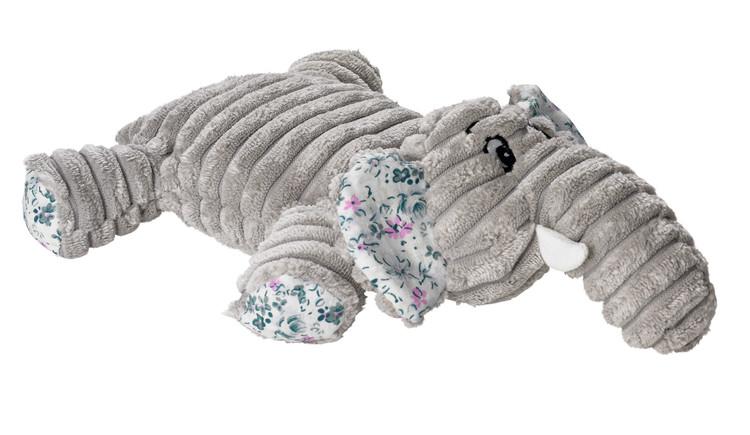 HUNTER Huggly Hundleksak Elefant
