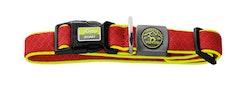 HUNTER Maui Vario Basic/Plus Halsband Röd