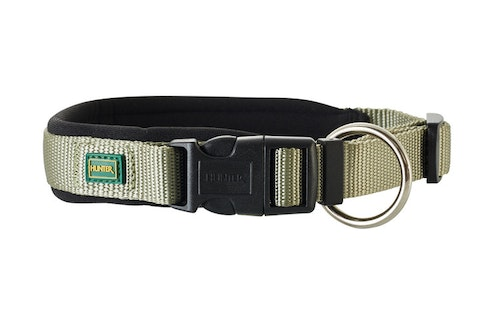 HUNTER Neopren Vario Plus Halsband Oliv