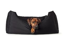 HUNTER Gent Hundbädd Antibakteriell Svart