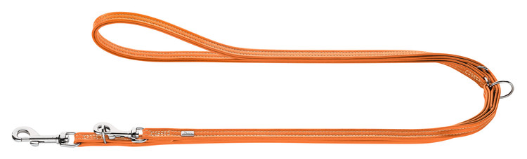 HUNTER Cannes Mini Multikoppel Kalvläder Orange
