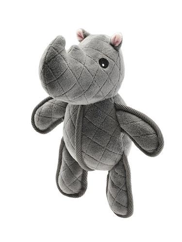 HUNTER Tough Toys Hundleksak utan pip Noshörning