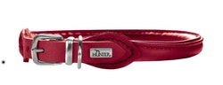 HUNTER Elk Petit Round & Soft Halsband Chili