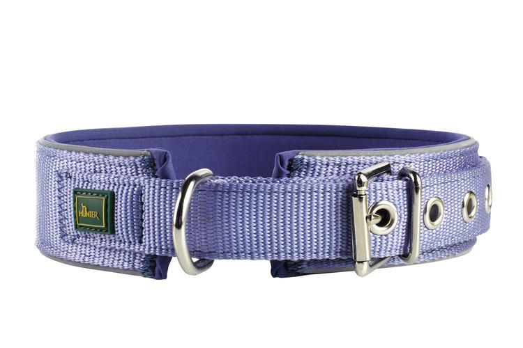 HUNTER Neopren Reflex Halsband Blå