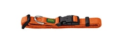 HUNTER Vario Nylon Halsband Orange