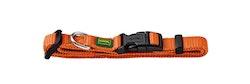 HUNTER Vario Nylon Halsband Orange