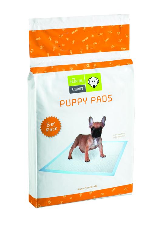 HUNTER Puppy Toilet Pads till Valptoalett