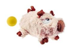 HUNTER Galway Hundleksak Gris med boll