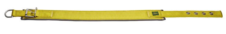 HUNTER Neopren Reflex Halsband Gul
