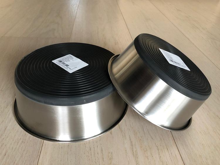 HUNTER Matskål Classic Rostfritt Silver