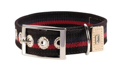 HUNTER New Orleans Halsband Stripes Svart (Best. vara)