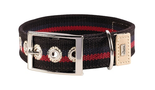 HUNTER New Orleans Halsband Stripes Svart