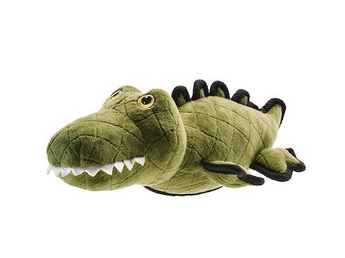 HUNTER Tough Toys Hundleksak utan pip Krokodil (Best. vara)